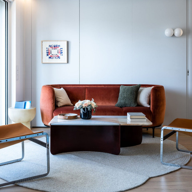 آپارتمان 17 مترمربعی با طراحی عالی هم راحت و هم کاربردی است - عکس 13.