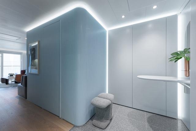 آپارتمان 17 متری با طراحی عالی هم راحت و هم کاربردی است - عکس 14.