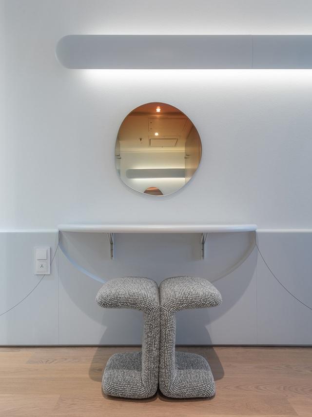 آپارتمان با متراژ 17 متر مربع هم راحت و هم کاربردی است - عکس 15.