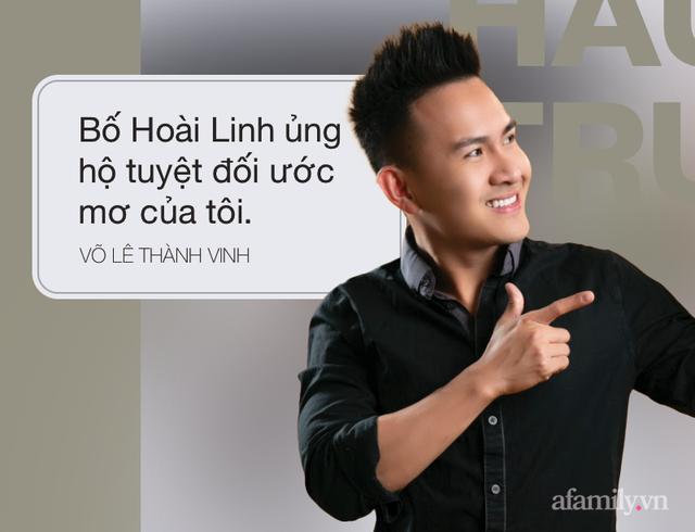 Trò chuyện cùng con trai ruột của danh hài Hoài Linh - Võ Lê Thành Vinh: Chỉ cần bố lên tiếng thì tôi sẵn sàng bỏ tất cả để về Việt Nam - Ảnh 3.