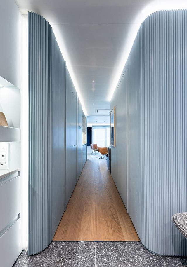 آپارتمان 17 مترمربعی با طراحی عالی هم راحت و هم کاربردی است - عکس 4.