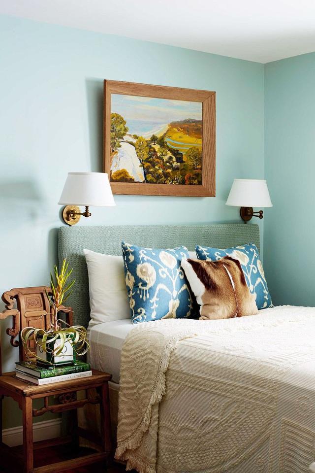 نکات خوب برای بزرگنمایی یک اتاق خواب کوچک - عکس 5.