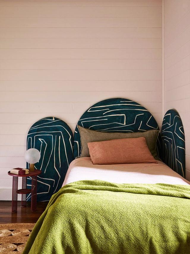 نکات خوب برای درخواست برای گسترش یک اتاق خواب کوچک - عکس 6.