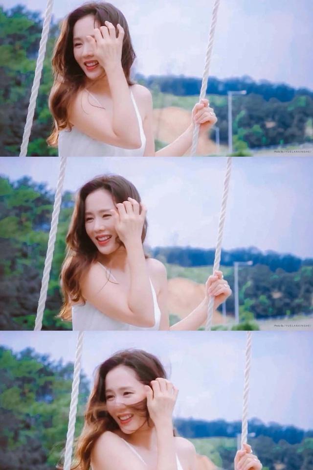 سون یه جین - دوست دختر هیون بن تمام تجارت نمایش کره ای را دارد - تصویر 7.