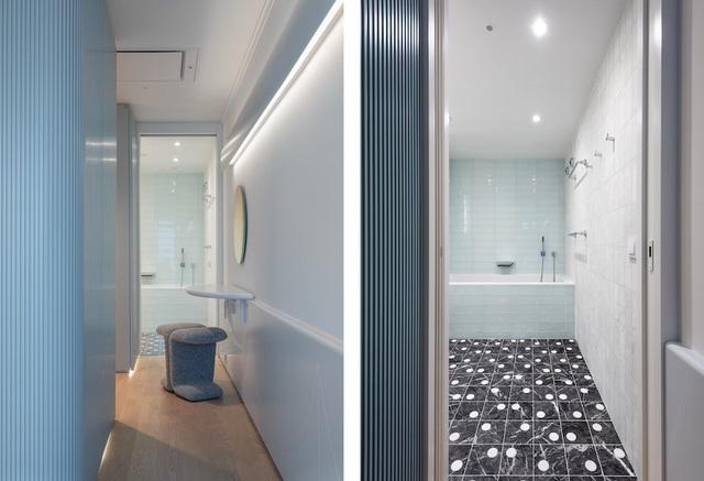 آپارتمان با متراژ 17 متر مربع هم راحت و هم کاربردی است - عکس 9.