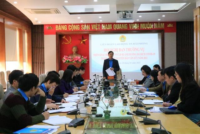 کارگران Hai Phong چگونه تحت تأثیر COVID-19 برای Tet قرار می گیرند؟  تصویر 1