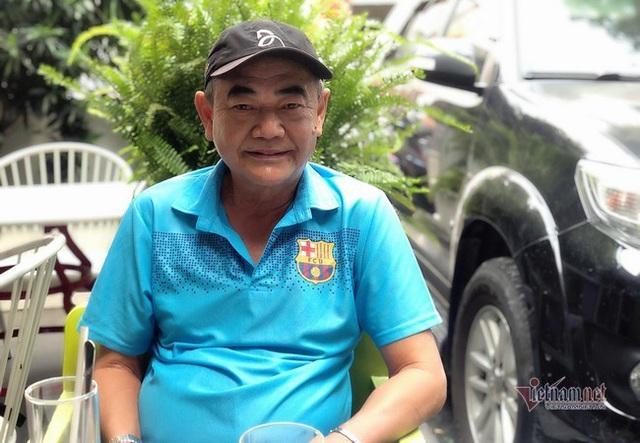 Cuộc sống ở trọ, không vợ con của NSND Việt Anh tuổi 63 - Ảnh 1.