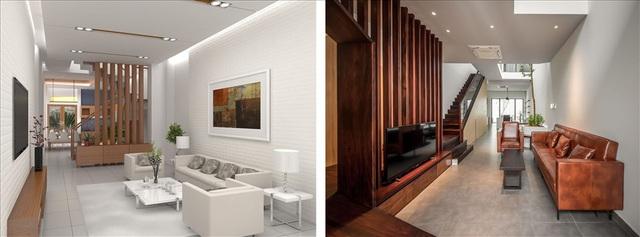 Những lưu ý quan trọng khi thiết kế tầng trệt nhà ở - Ảnh 2.