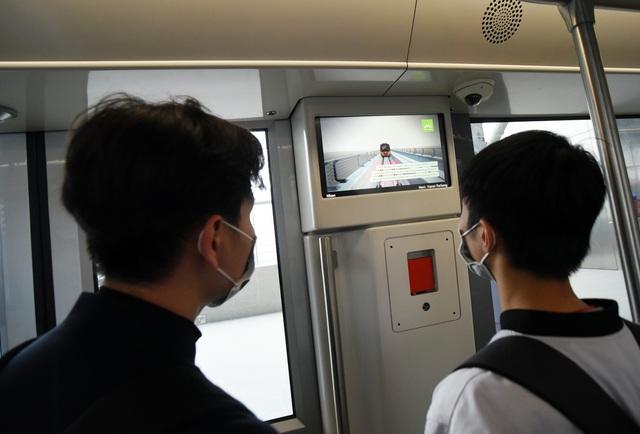 ساکنان پایتخت از اولین برخورد با ایستگاه راه آهن Nhon - ایستگاه هانوی - عکس 12 هیجان زده شدند.