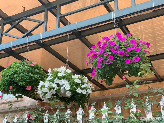 Ngôi nhà quanh năm rực rỡ sắc hương hoa hồng và đủ loại cây ăn quả ở Hà Nội - Ảnh 26.