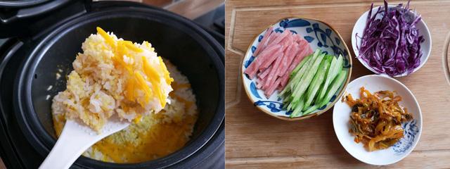 کل شرکت من حرکتی برای صرف ناهار دارد به محض اینکه مردم یاد بگیرند که چگونه این توپ برنج خوشمزه را درست کنند - عکس 2.
