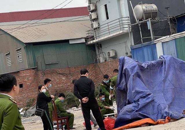 Bắc Ninh: Xót xa phát hiện thi thể thai nhi trong bãi rác gần khu công nghiệp Yên Phong - Ảnh 1.