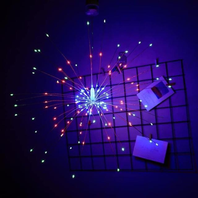 Đèn led pháo hoa gây sốt thị trường Tết Nguyên đán 2021 - Ảnh 2.
