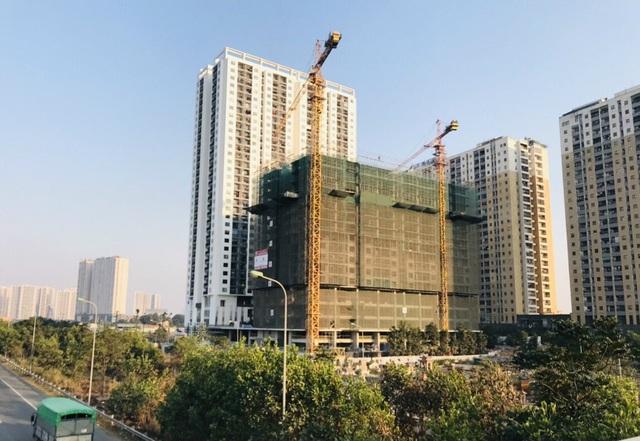 T4 Thăng Long Capital cập nhật tiến độ xây dựng tháng 1/2021 - Ảnh 1.