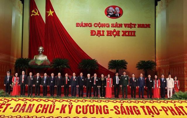 Hình ảnh ngày làm việc thứ ba của Đại hội Đảng - Ảnh 11.