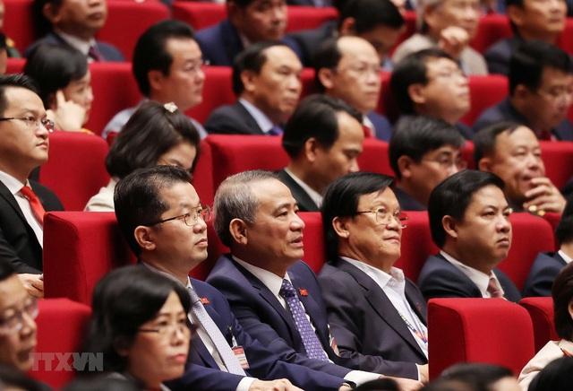 Hình ảnh ngày làm việc thứ ba của Đại hội Đảng - Ảnh 17.