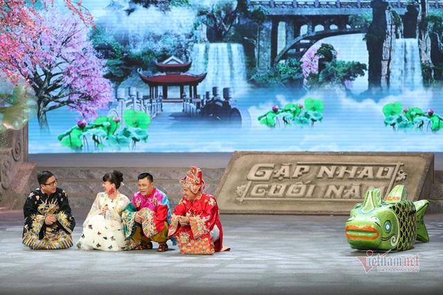 Lâm Vỹ Dạ tham gia diễn xuất, Táo Quân 2021 có nhiều phát ngôn gây sốt - Ảnh 18.