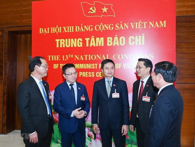 Hình ảnh ngày làm việc thứ ba của Đại hội Đảng - Ảnh 19.