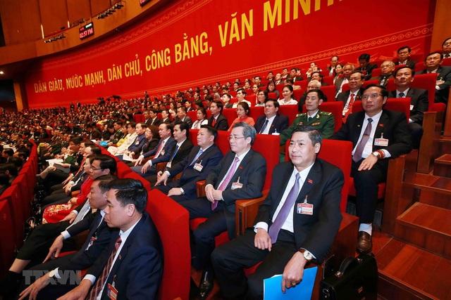 Hình ảnh ngày làm việc thứ ba của Đại hội Đảng - Ảnh 20.