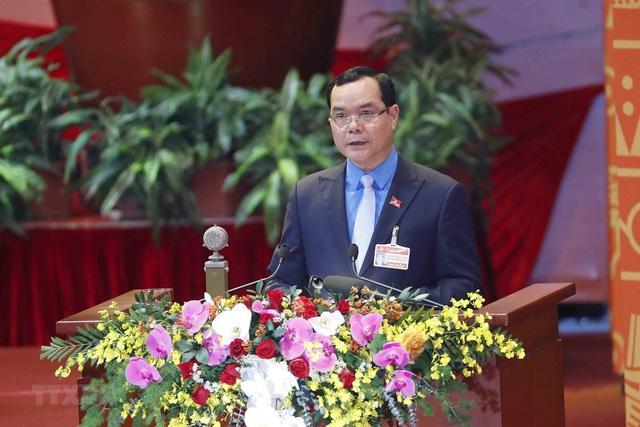 Hình ảnh ngày làm việc thứ ba của Đại hội Đảng - Ảnh 3.
