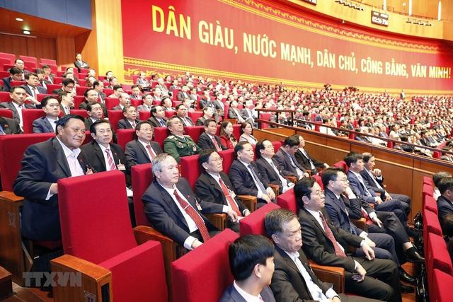 Hình ảnh ngày làm việc thứ ba của Đại hội Đảng - Ảnh 23.