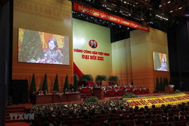 Hình ảnh ngày làm việc thứ ba của Đại hội Đảng - Ảnh 24.