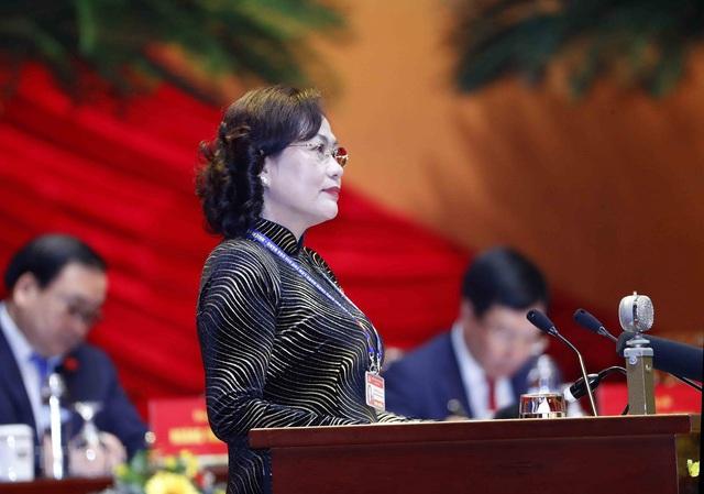 Hình ảnh ngày làm việc thứ ba của Đại hội Đảng - Ảnh 5.