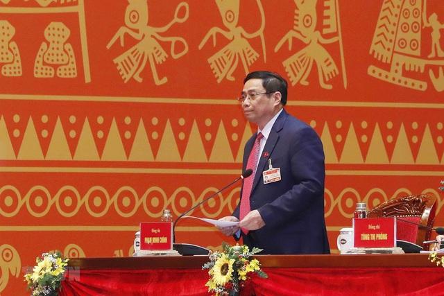Hình ảnh ngày làm việc thứ ba của Đại hội Đảng - Ảnh 6.