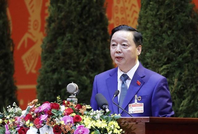 Hình ảnh ngày làm việc thứ ba của Đại hội Đảng - Ảnh 8.