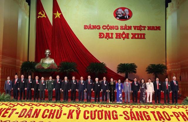 Hình ảnh ngày làm việc thứ ba của Đại hội Đảng - Ảnh 10.