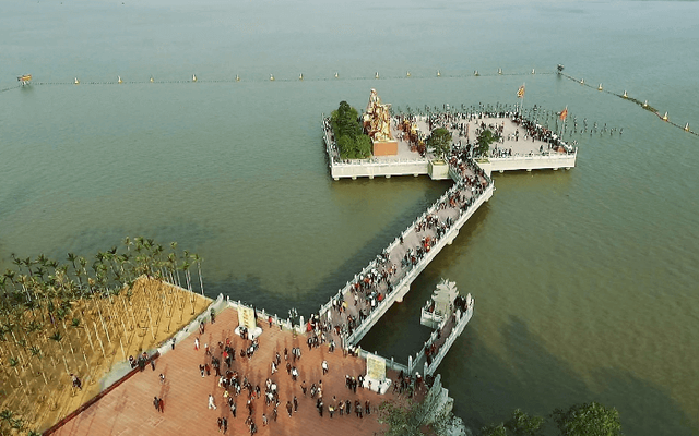 های فونگ با ارزیابی یادگار ملی یادگار باخ دنگ گیانگ - عکس 4.