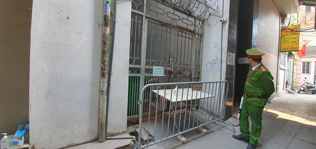 هانوی: خوابگاهی که در آن دانش آموز پسر برای SARS-CoV-2 ، ذاتی و ذاتی مثبت شناخته شده است - عکس 2.