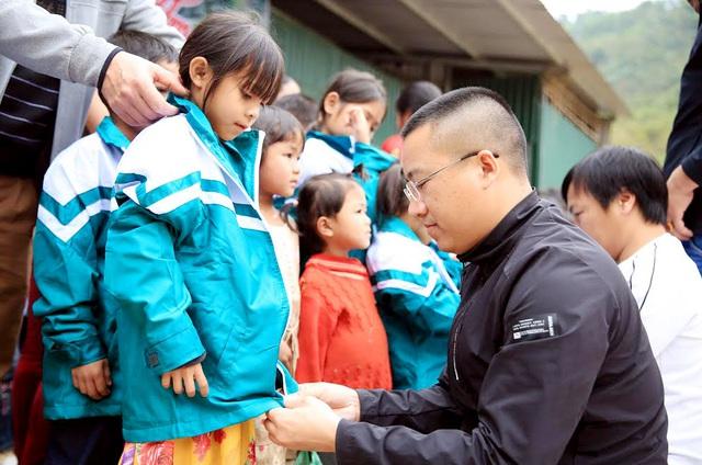 Báo Gia đình và Xã hội tổ chức Chương trình Xuân ấm biên cương đến người dân vùng núi - Ảnh 5.