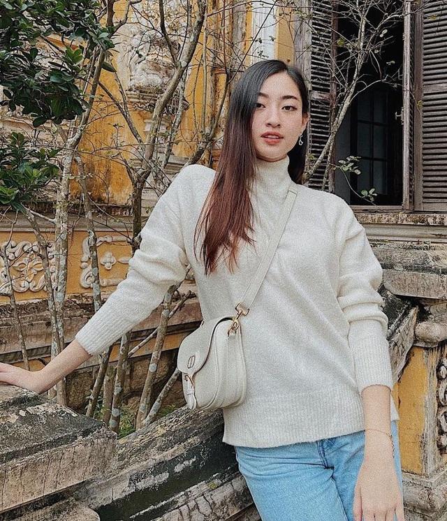 در اواخر دوره ، Luong Thuy Linh چگونه تغییر کرده است؟  تصویر 17