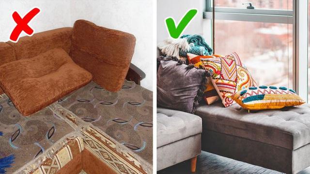 اگر نمی خواهید خانه شما منسوخ شود ، مبلمان باید بلافاصله دور انداخته شود - عکس 4.