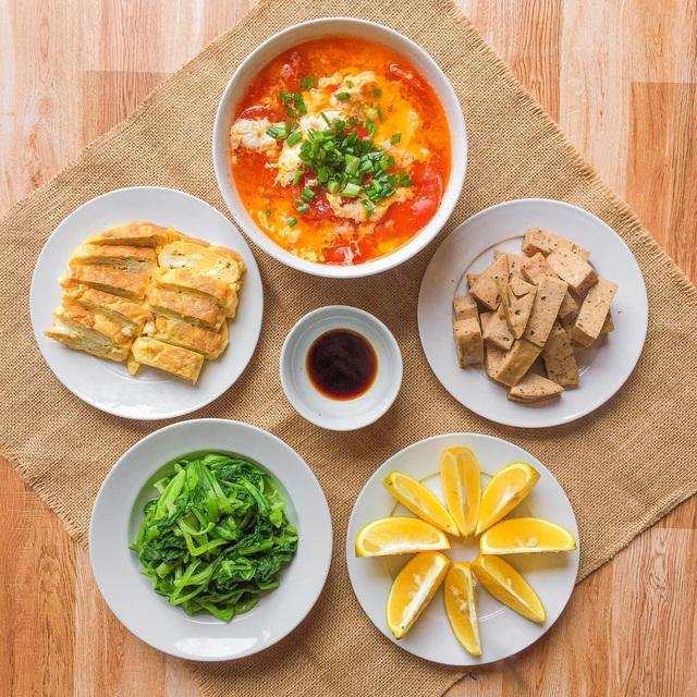 یک سینی برنج برای 6 نفر که هم خوشمزه و هم زیبا هستند ، برای هر وعده غذایی بیش از 200000 VND نیست ، همه باید تعارف کنند - عکس 11.