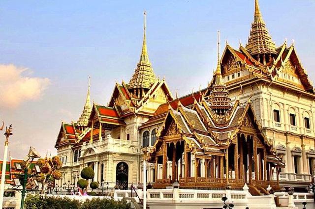 این دلیل بسته شدن کاخ سلطنتی تایلند است - عکس 2.