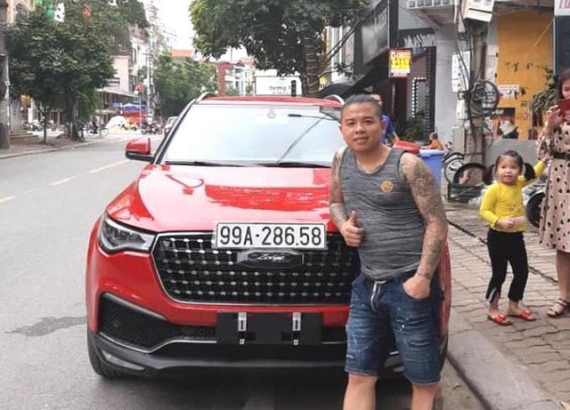 اطلاعات رسمی پلیس در هایو دونگ مبنی بر نفرین ماشین مقدس به Duong Min Tuen - عکس 2.