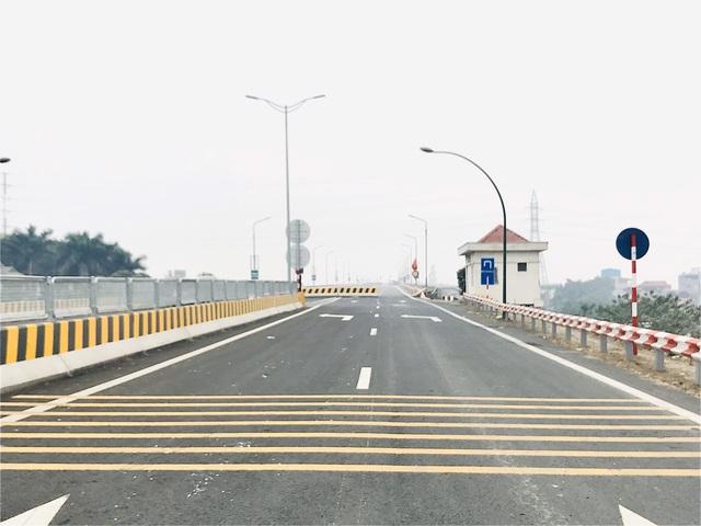 Thang Long Bridge آماده است تا از 01.07.2021 کار خود را از سر بگیرد - تصویر 2.