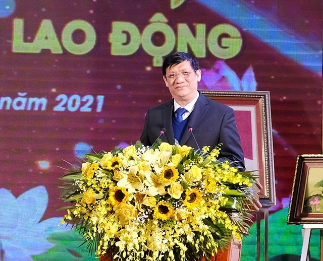 وزیر بهداشت امیدوار است که بیمارستان مرکزی تایلند نگوین به یک کلاس خاص منتقل شود - عکس 3.