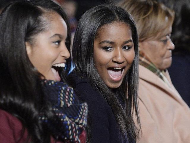 شخصیت دختر کوچک آقای اوباما - عکس 3.