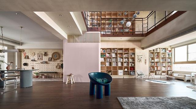 خانه 3 طبقه شهر ، پس از بازسازی جادار ، بدون پارتیشن برای 5 عضو برای زندگی شاد در کنار هم - عکس 3.