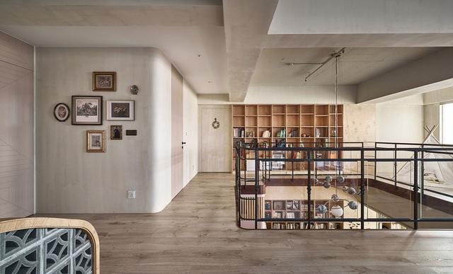 خانه سه طبقه شهر ، پس از بازسازی جادار ، بدون پارتیشن برای 5 عضو برای زندگی شاد در کنار هم - عکس 12.
