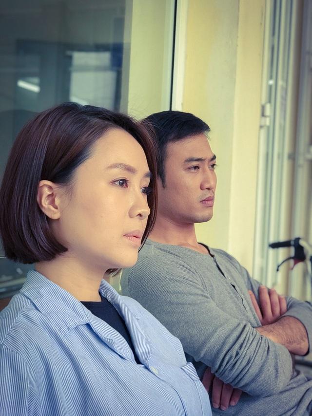 گل آفتابگردان در برابر آفتاب: هونگ دیم در بیمارستان بستری شد زیرا توسط هنگ دنگ به او خیانت شد ، اما آیا پسری خوش تیپ در حال مراقبت بود؟  تصویر 3
