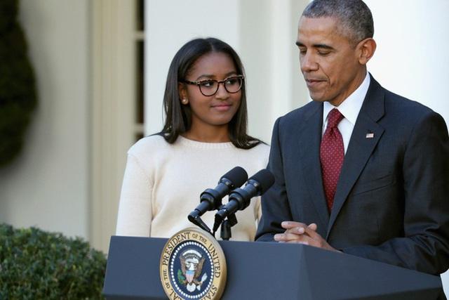 شخصیت دختر کوچک آقای اوباما - عکس 5.