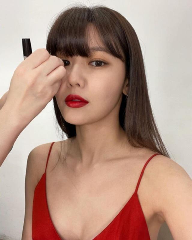 6 kiểu tóc hot trend được sao Hàn lăng xê, 2021 này triển theo là đảm bảo xinh sang và sành điệu hết nấc - Ảnh 5.