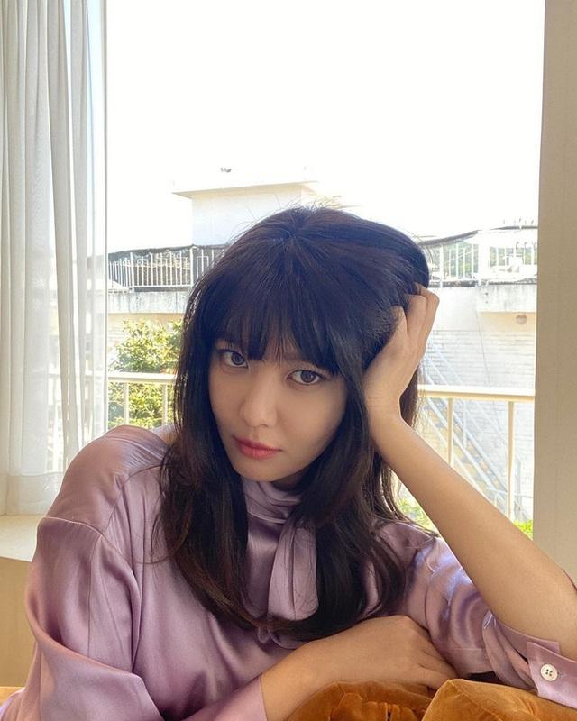6 kiểu tóc hot trend được sao Hàn lăng xê, 2021 này triển theo là đảm bảo xinh sang và sành điệu hết nấc - Ảnh 6.
