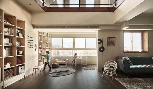 خانه 3 طبقه شهر ، پس از بازسازی جادار ، بدون پارتیشن برای 5 عضو برای زندگی شاد در کنار هم - عکس 7.
