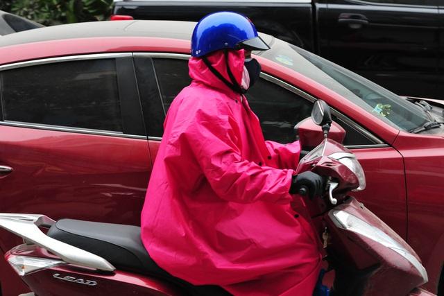 لباس های ویژه هانوی در اولین روز ثبت هوای سرد - عکس 10.