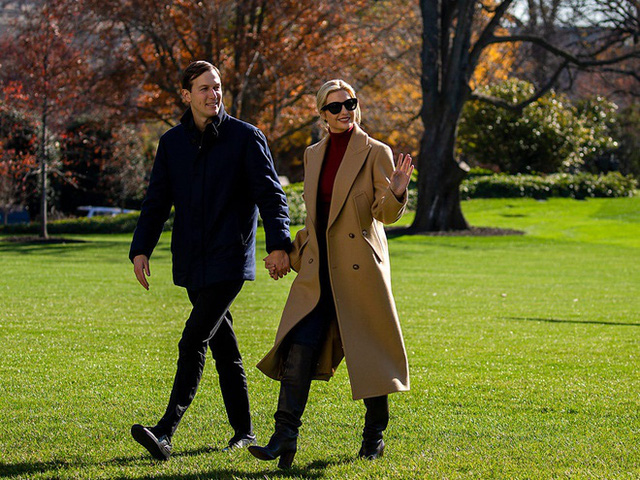 ایوانکا ترامپ و همسرش آماده ترک واشنگتن هستند؟  تصویر 3